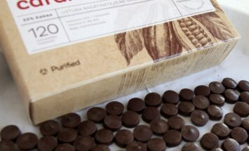 'Pure Chocolate' apgrozījums pērn pieaug par 45,4%; peļņa - 21 tūkstotis eiro