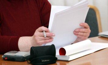 Sākot ar otrdienu, iespējams iesniegt gada ienākumu deklarāciju