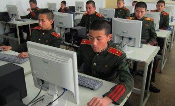 Северная Корея обзавелась армией хакеров и троллей