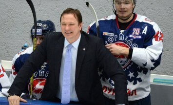 Torpedo s head coach Peteris Skudra