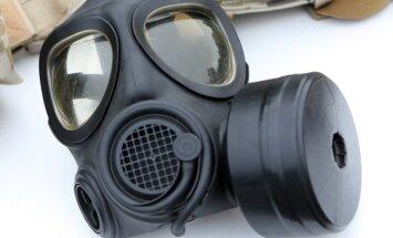Biogāzes noplūdē Jaunmārupē bojāgājušie nebija lietojuši gāzmaskas