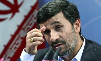Irānas prezidents atlaiž vienīgo ministri sievieti