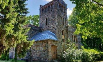 Vēstures garša Pededzes krastos – Jaunannas mežmuižas medību pils Alūksnes novadā