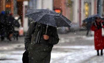 К выходным наступит теплая и сухая погода, но пока что будут лить дожди