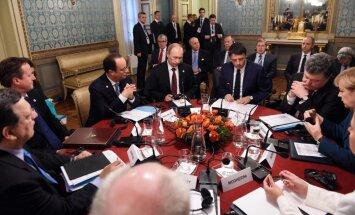 Путин: до погашения долгов Украина не получит газ