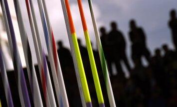 Latvijas šķēpmetējiem zelts un bronza Eiropas U-18 čempionātā vieglatlētikā