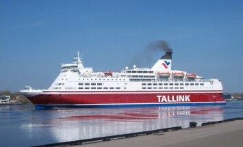 'Tallink' prāmji no Rīgas uz Stokholmu kursē jau 10 gadus