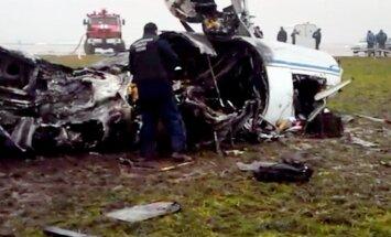 Avarējušās 'Total' prezidenta lidmašīnas pilotu rīcībā kļūdas nav konstatētas