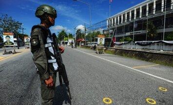 На мусульманском юге Таиланда произошла серия взрывов