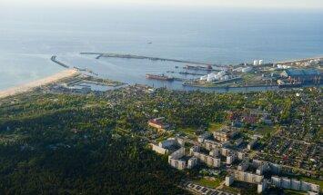 Грузооборот латвийских портов снизился за счет большого спада в Вентспилсе