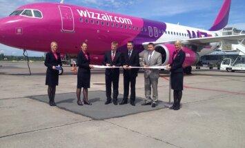'Wizz Air' izvēršas; no Rīgas piedāvās nokļūšanu uz iecienītākajām Eiropas pilsētām