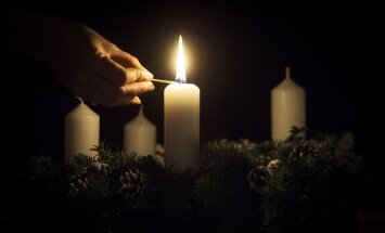 Sveču liesmiņa spēj radīt zaudējumus pat 47 000 eiro vērtībā