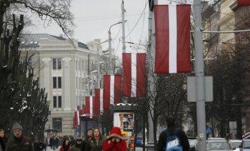 Neatkarības atgūšanu par lielāko Latvijas sasniegumu galvenokārt uzskata gados vecākie Latvijas iedzīvotāji