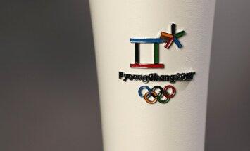 Dienvidkoreja pauž nožēlu par Krievijas nepielaišanu Phjončhanas olimpiskajām spēlēm