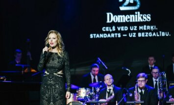 Foto: 'Domenikss' svin 25. 'Mercedes-Benz' darbības gadu Latvijā