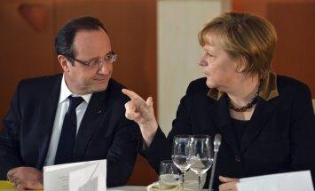 Меркель и Олланд приветствовали подписание газового соглашения между Москвой и Киевом
