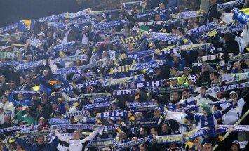 Bosnijas un Hercegovinas futbolisti pirmo reizi tiek uz Pasaules kausa finālturnīru