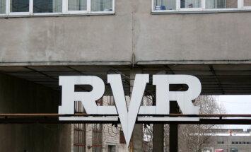 VID apķīlā 'Rīgas vagonbūves rūpnīcas' mantu