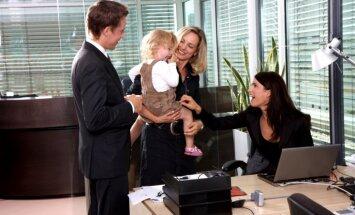 Dāvanas ģimenēm nozīmīgos brīžos un iespēja strādāt attālināti - ieteikumi darba devējiem