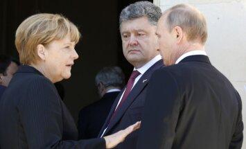 """МИД Украины: Порошенко сказал Путину """"убирайтесь с Донбасса"""", а не """"забирайте Донбасс"""""""
