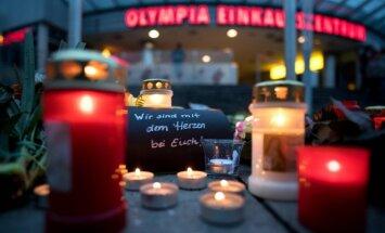 'Apsēsts ar masu slepkavībām' – kas zināms par Minhenes šāvēju