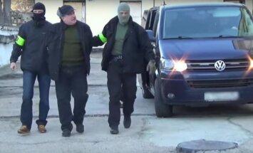 FDD paziņo par Ukrainas spiega aizturēšanu Sevastopolē