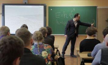 Fonds 'Viegli' izsludina jaunrades konkursu vidusskolēniem 'Fizikas pavasaris'