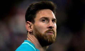 Mesi kļuvis par 'FC Barcelona' kapteini