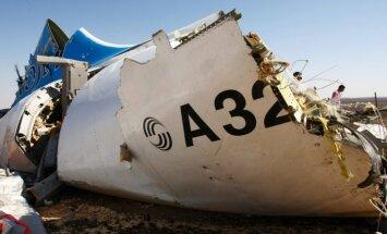 Американский телеканал сообщил о таймере и бомбе на борту А321