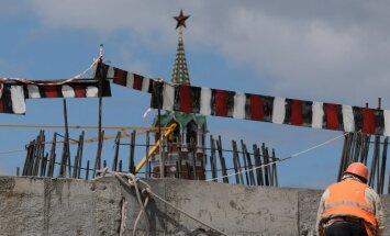 Kremlis turpina finansēt un atbalstīt pret Igauniju vērstu propagandu