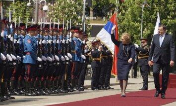 Bosnijas Serbu Republika stiprina saites ar Krieviju