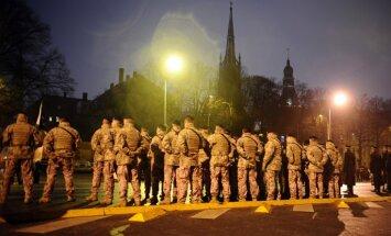 NBS par prokrievisku nostāju Ukrainas jautājumā atstādina karavīru, vēsta laikraksts