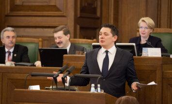VID konstatējis pārkāpumus Saeimas deputāta uzņēmumā