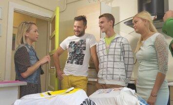 'Cepiens' dziedātājas Aijas Andrejevas virtuvē – kā fani pūlējās visus pabarot