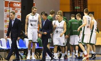 'Ogres' basketbolisti rezultatīvā BBL mačā sagrauj 'Valmiera'/ORDO komandu
