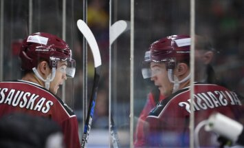 Vārdabrāļu duelis: Rīgas 'Dinamo' KHL spēlē viesos tiekas ar Maskavas 'Dinamo'