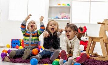 В Риге будут утеплены 32 детских сада