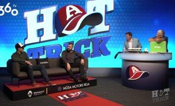 Video: Jānis Baumanis atbild uz 'Delfi' lasītāju jautājumu un skaidro viesošanos pie konkurentiem