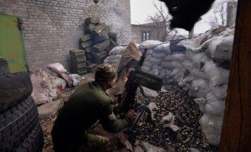 Apšaudē Avdijivkā iet bojā četri civiliedzīvotāji; Porošenko atceļ 'Eirovīzijas' apmeklējumu