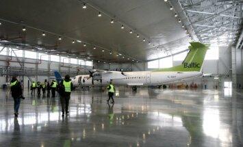 Pirmo jauno 'CS300' sērijas lidmašīnu 'airBaltic' saņems oktobra beigās