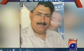 Pakistāna izvirza jaunas apsūdzības mediķim, kurš palīdzēja atrast bin Ladenu