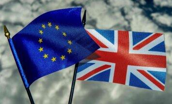 Avoti: Lielbritānija varētu arī oficiāli nepaziņot par izstāšanos no ES