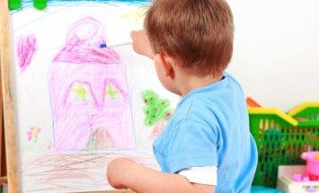 Kā bērnam viegli iemācīt atšķirt labo un kreiso pusi