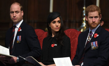 Princis Viljams būs brāļa Harija vedējs kāzās