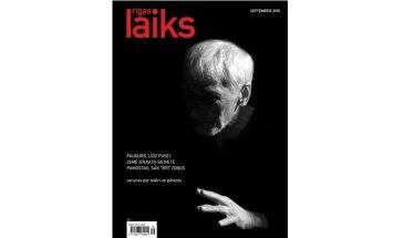 Vents Vīnbergs, 'Rīgas Laiks': Pārāk labs joks
