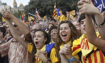 Katalonijas nacionālisti plāno izstāšanos no Spānijas 2017.gadā