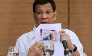 Duterte tautiešiem Kuveitā piedāvā atgriezties dzimtenē bez maksas