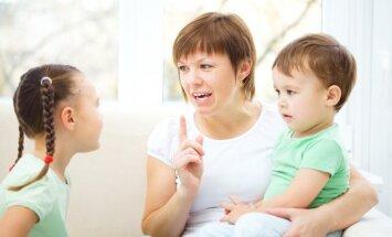 Saki, nevis jautā – kā iemācīt bērnam ne tikai klausīties, bet arī dzirdēto izdarīt