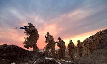 Ķīna radikāli palielina un bruņo jūras kājnieku korpusu