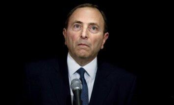 NHL piedāvāja olimpisko hokeja turnīru aizvadīt vasarā